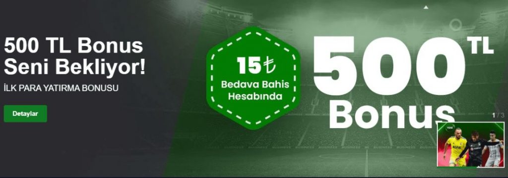Bets10'da bonuslar